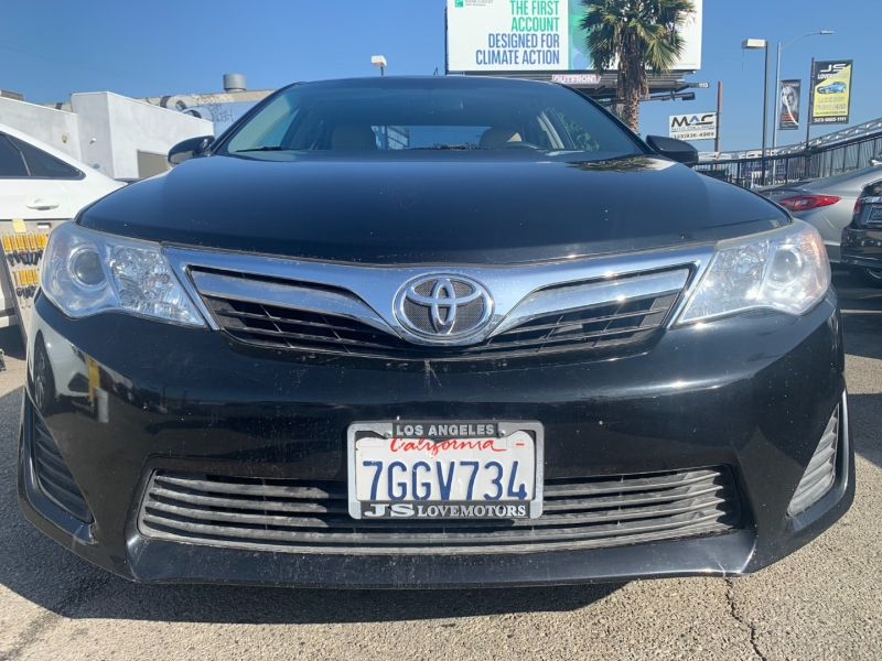 Toyota Camry 2014 price $16,999
