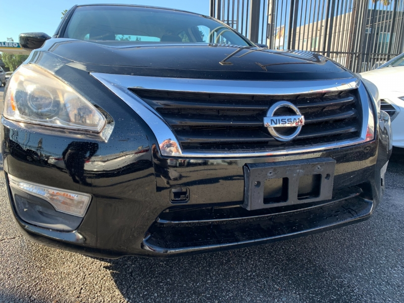Nissan Altima 2015 price $14,499