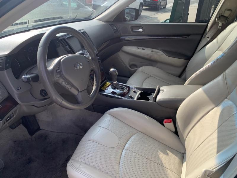 Infiniti G37 Sedan 2011 price $18,299