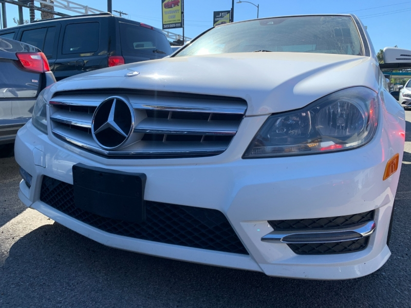 Mercedes-Benz C-Class 2013 price $17,999