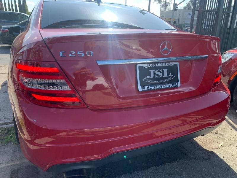 Mercedes-Benz C-Class 2013 price $19,999