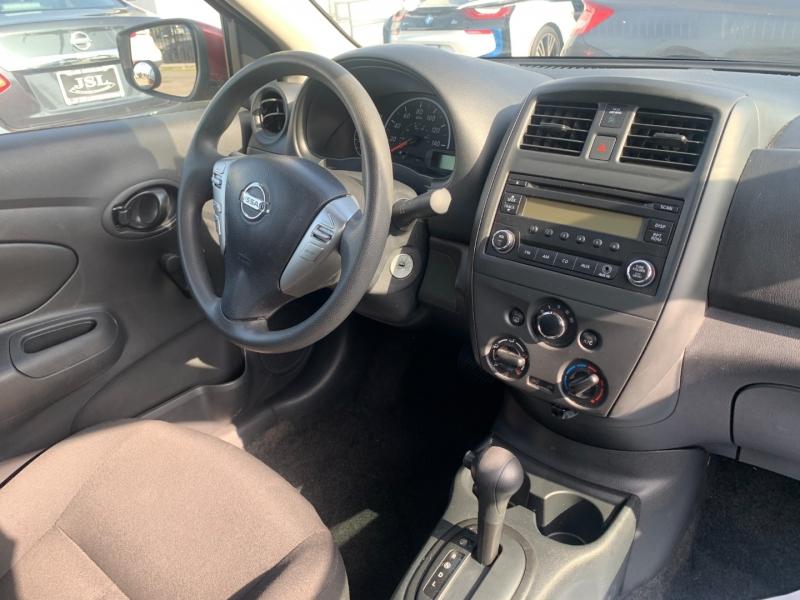 Nissan Versa 2016 price $13,999
