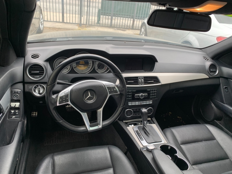 Mercedes-Benz C-Class 2012 price $16,999