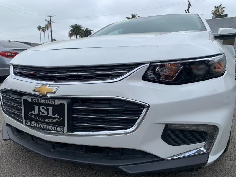 Chevrolet Malibu 2016 price $19,999