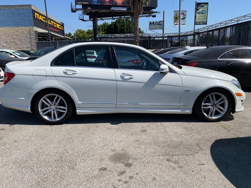 Mercedes-Benz C-Class 2012 price $15,499