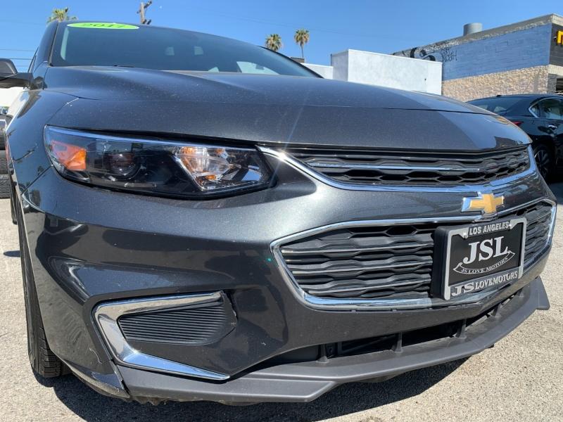 Chevrolet Malibu 2017 price $22,999