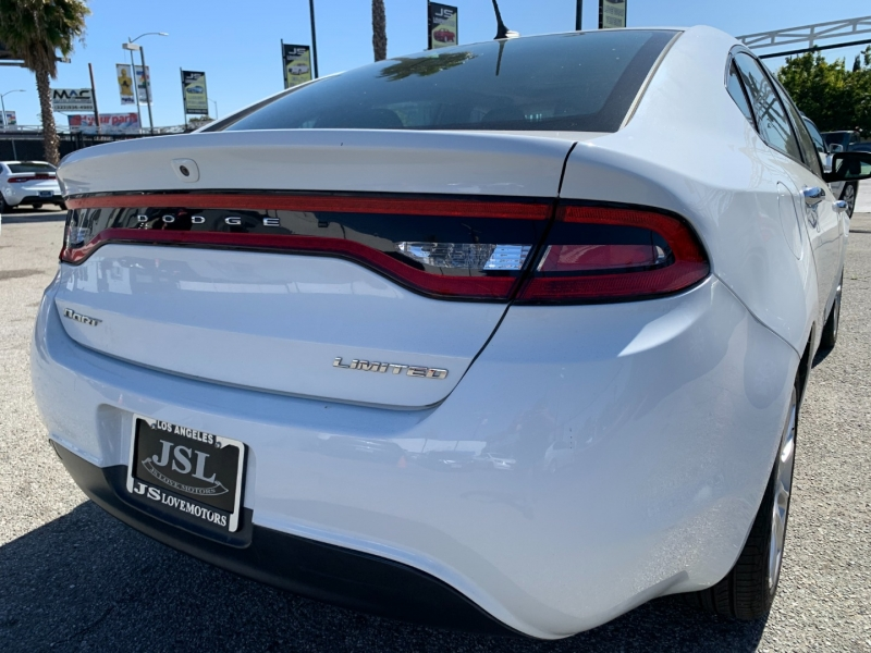 Dodge Dart 2016 price $18,999