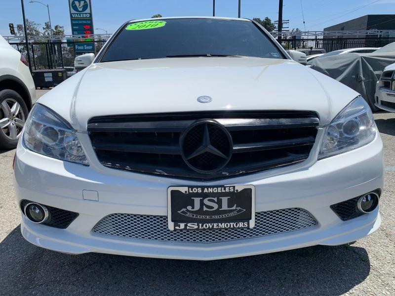 Mercedes-Benz C-Class 2010 price $15,500