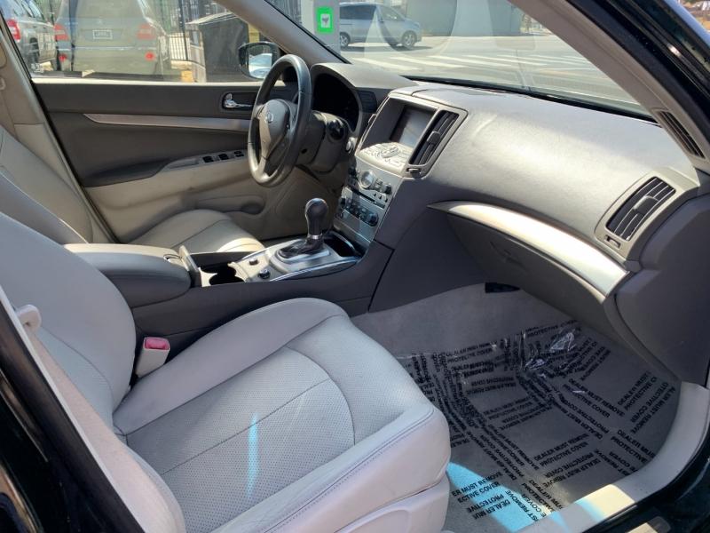 Infiniti G37 Sedan 2012 price $23,999
