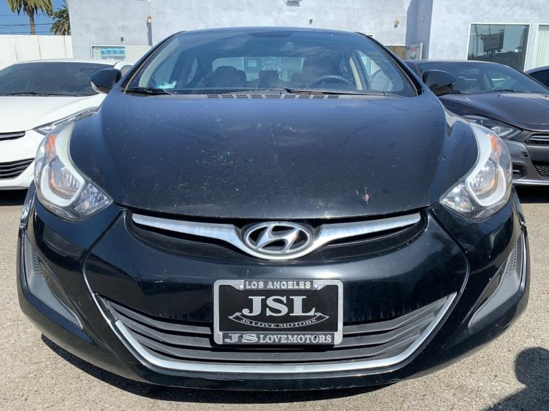 Hyundai Elantra 2016 price $20,999