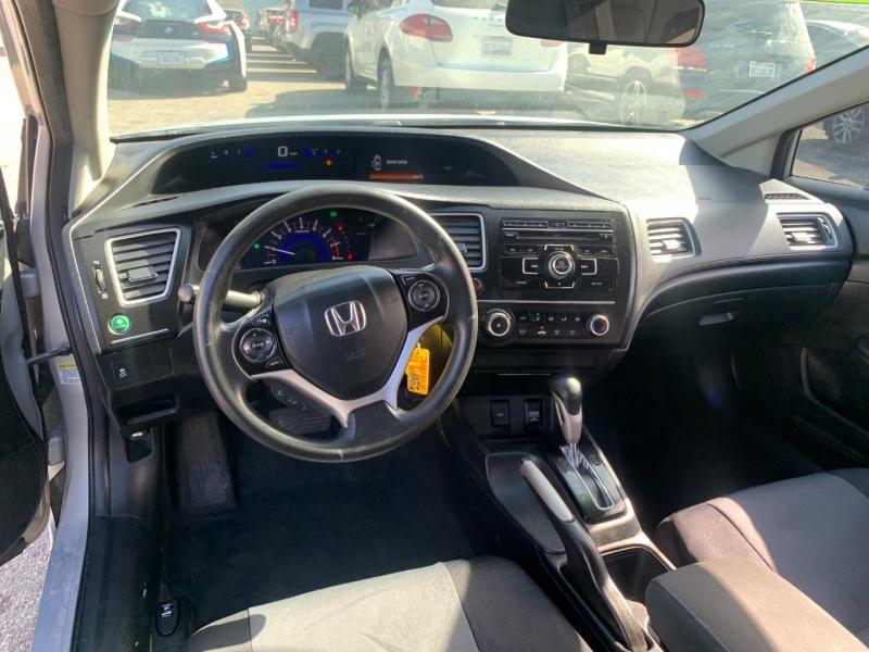 Honda Civic Sedan 2015 price $21,999