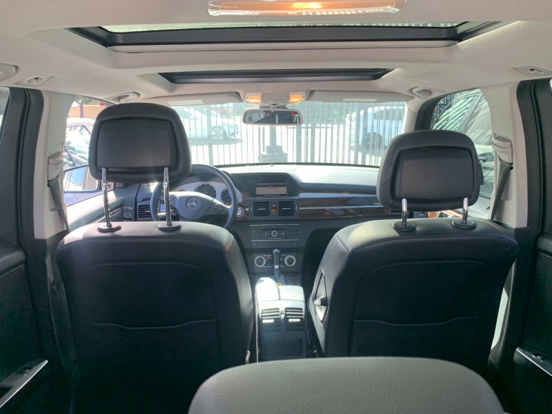 Mercedes-Benz GLK-Class 2012 price $22,999