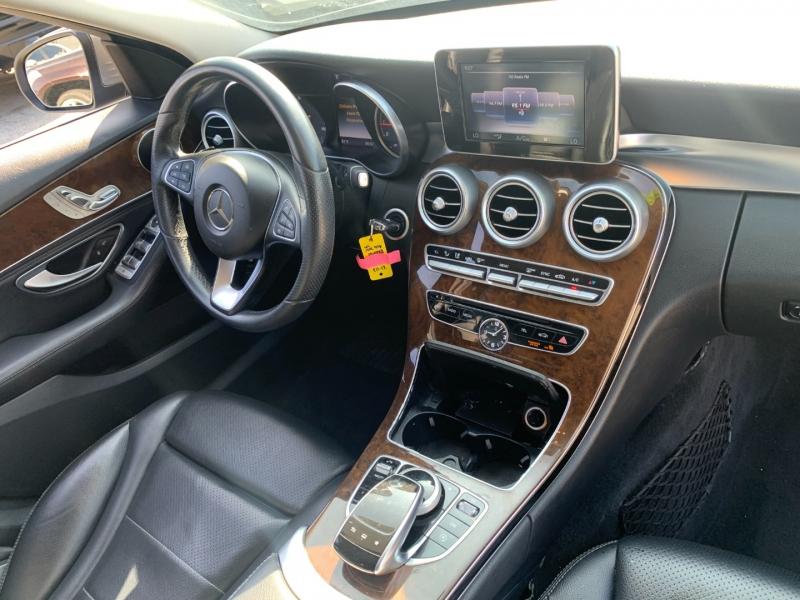 Mercedes-Benz C-Class 2015 price $27,999