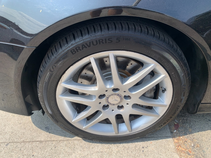 Mercedes-Benz CLK-Class 2009 price $18,499
