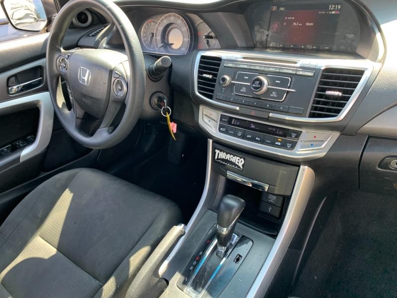 Honda Accord Coupe 2015 price $22,999