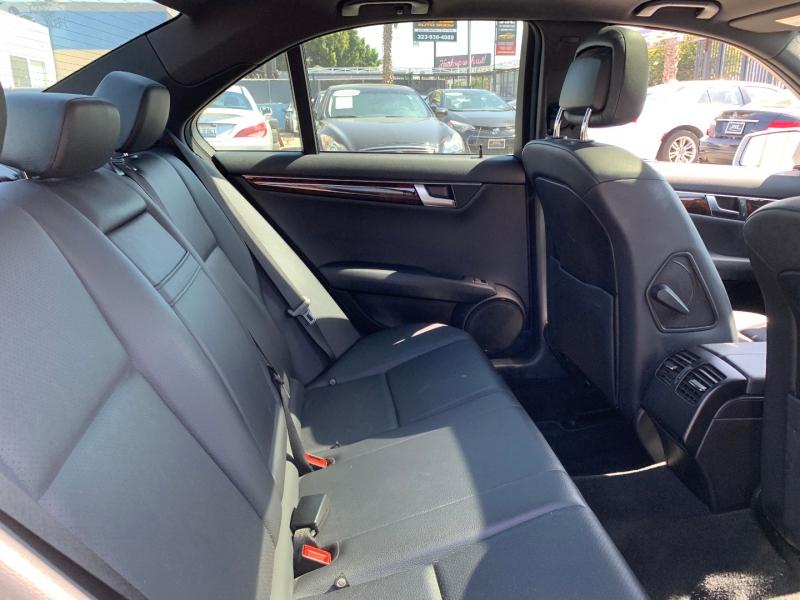 Mercedes-Benz C-Class 2014 price $22,999