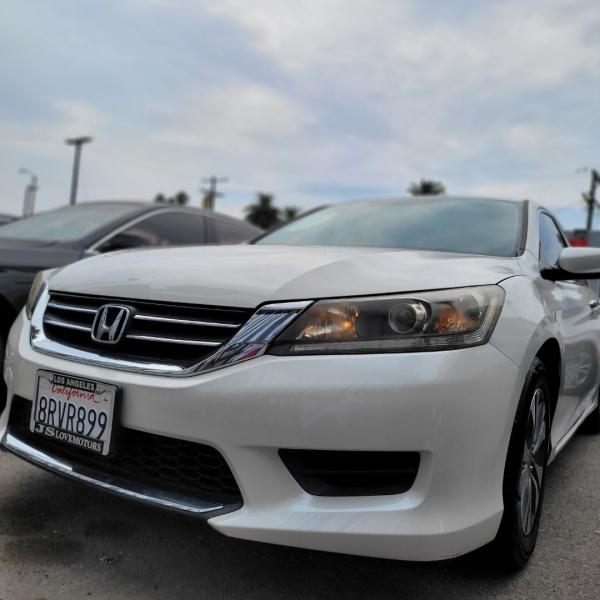 Honda Accord Sedan 2014 price $22,999