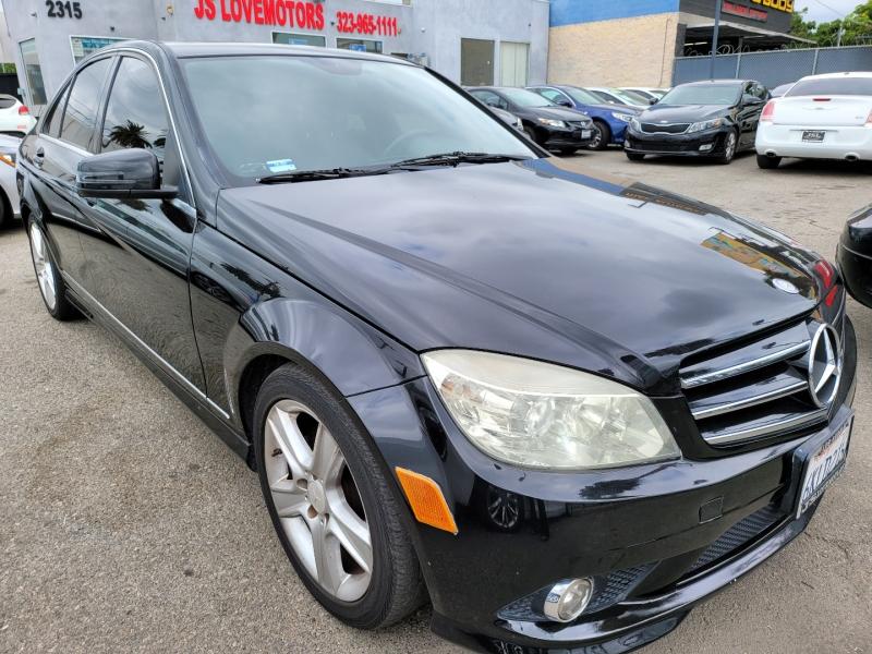 Mercedes-Benz C-Class 2010 price $15,299