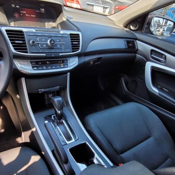 Honda Accord Coupe 2015 price $23,999