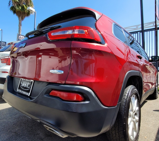 Jeep Cherokee 2016 price $22,999