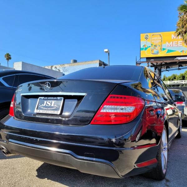 Mercedes-Benz C-Class 2013 price $21,999
