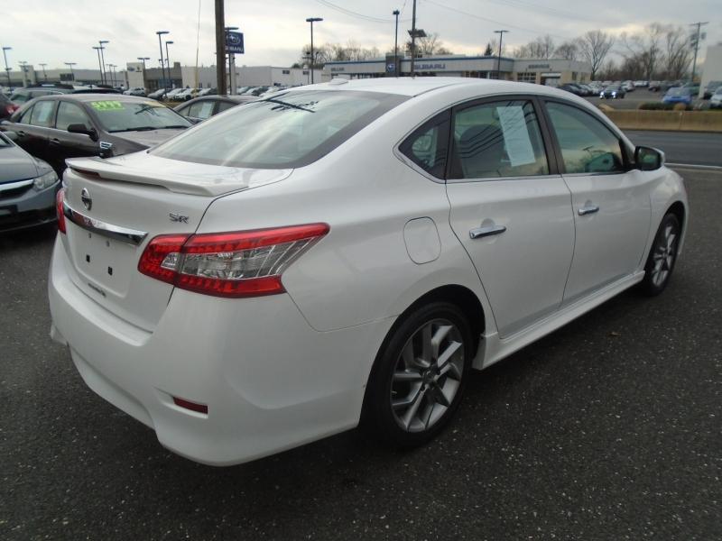 Nissan Sentra 2015 price $8,699