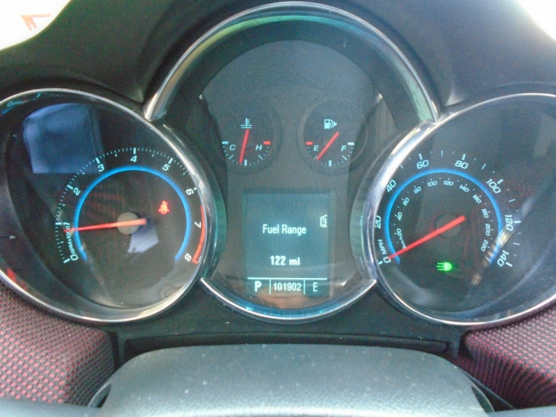 Chevrolet Cruze 2011 price $7,999