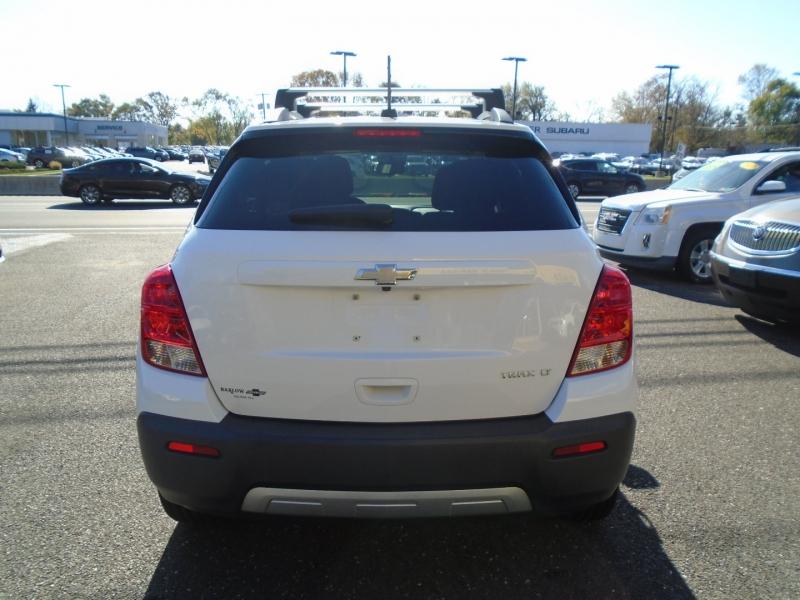 Chevrolet Trax 2016 price $11,799