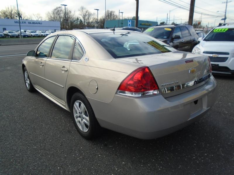 Chevrolet Impala 2009 price $5,999