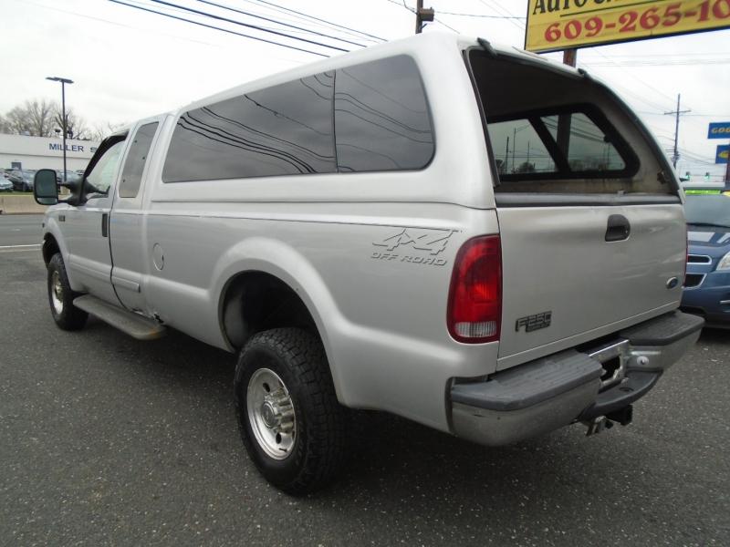 Ford Super Duty F-250 2002 price $4,999
