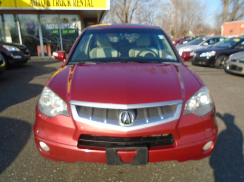 Acura RDX 2008 price $8,499