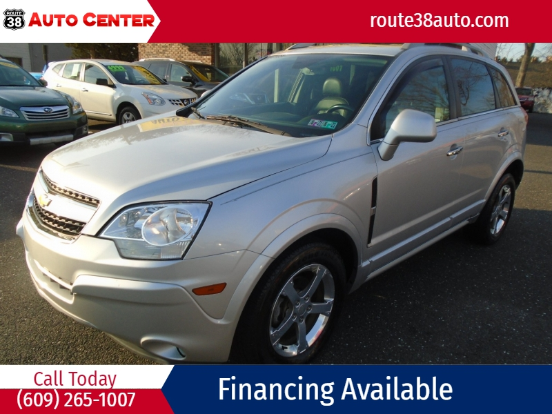 Chevrolet Captiva Sport Fleet 2014 price $9,987
