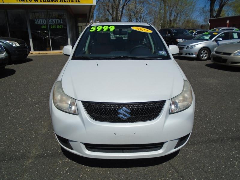 Suzuki SX4 2011 price $5,999