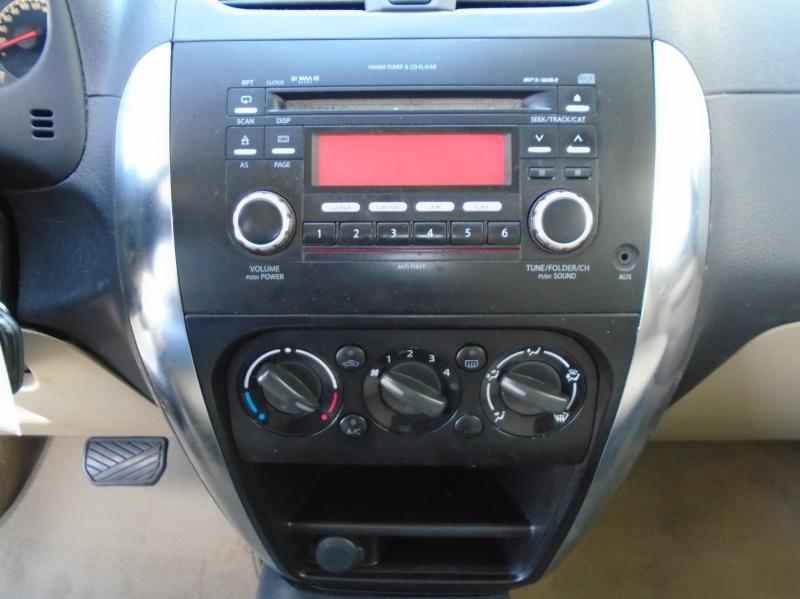 Suzuki SX4 2011 price $5,499