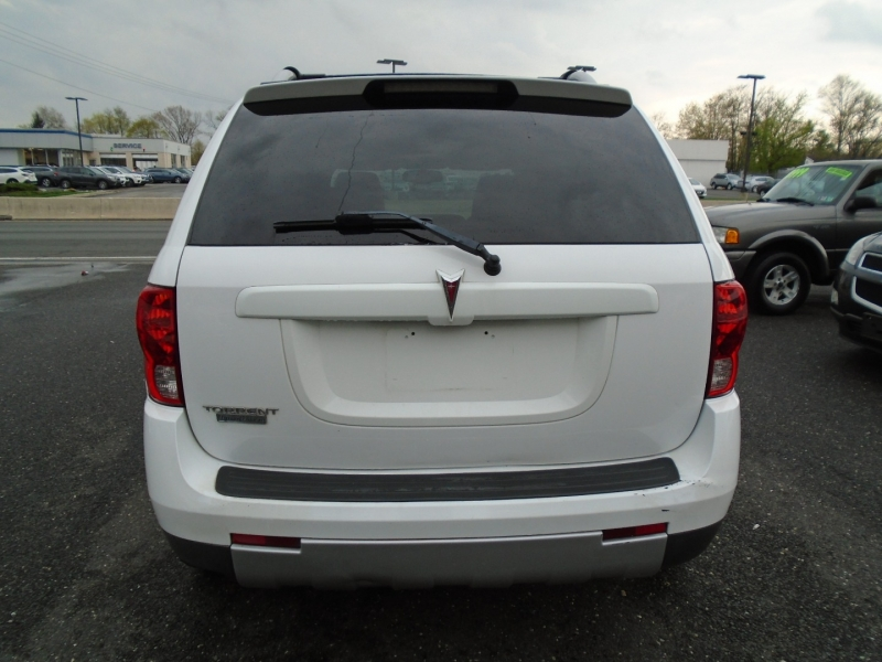 Pontiac Torrent 2006 price $5,499