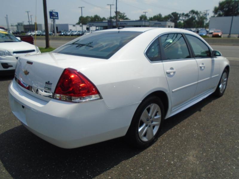 Chevrolet Impala 2011 price $8,950