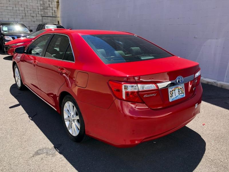 Toyota Camry Hybrid 2014 price $9,995