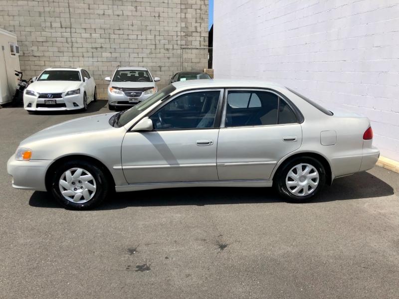 Toyota Corolla 2001 price $0