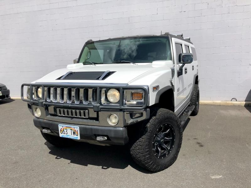 Hummer H2 2003 price $19,995
