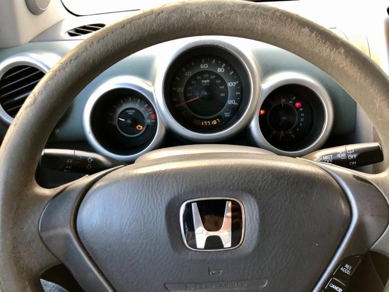 Honda Element 2003 price $0