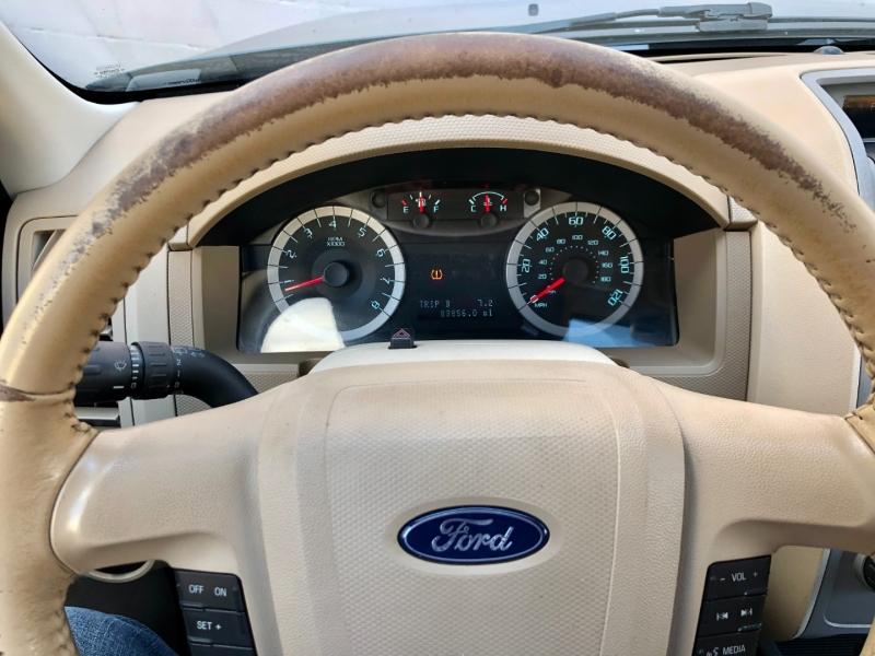 Ford Escape 2012 price $0