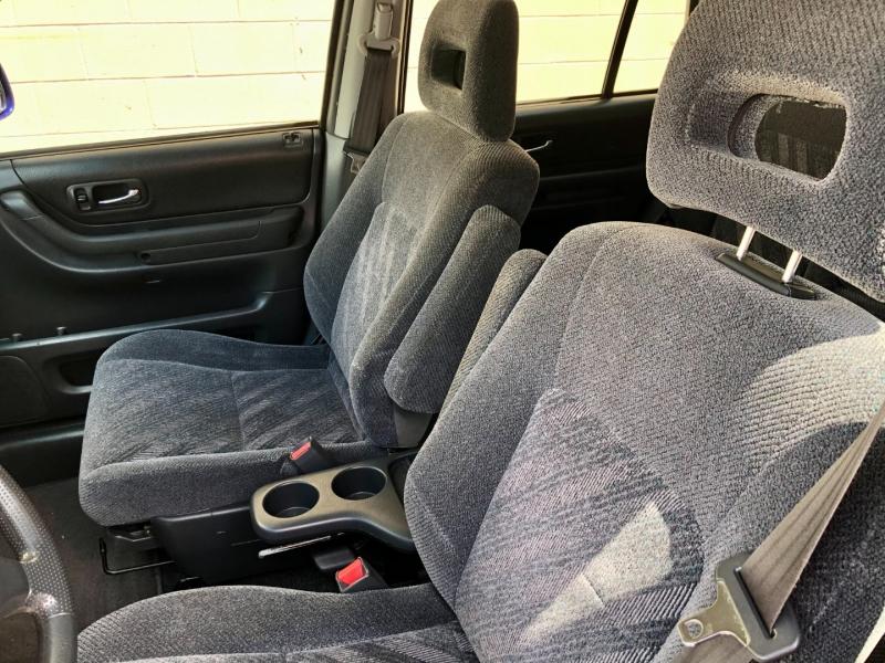 Honda CR-V 2000 price $0