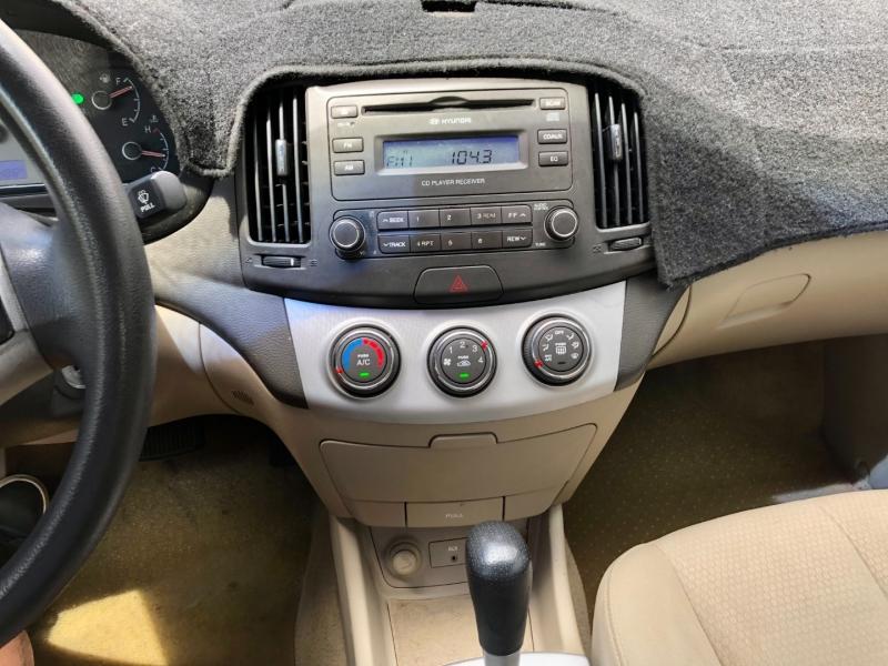 Hyundai Elantra 2007 price $5,995