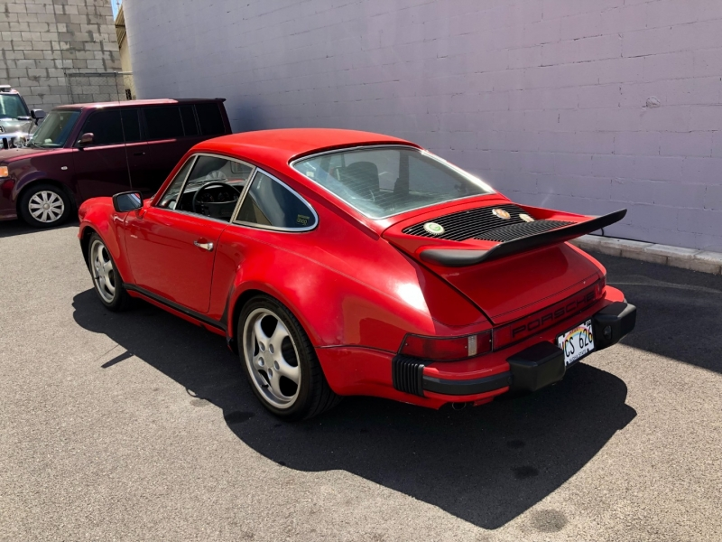 Porsche 911 1975 price $0