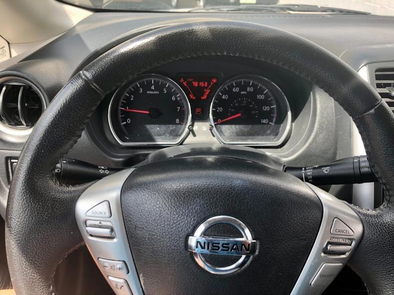 Nissan Versa Note 2014 price $8,995