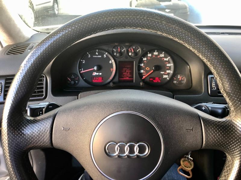 Audi RS6 2003 price $18,995