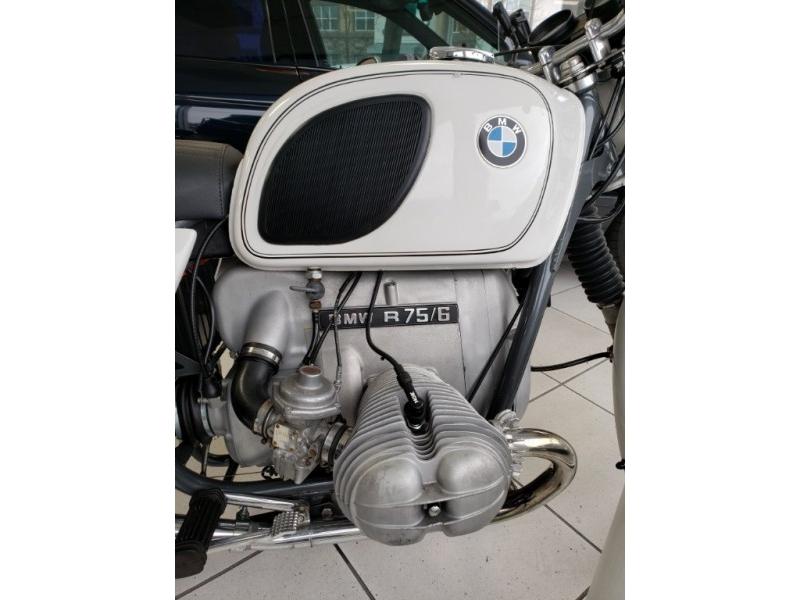 BMW R75/6 1974 price $9,900