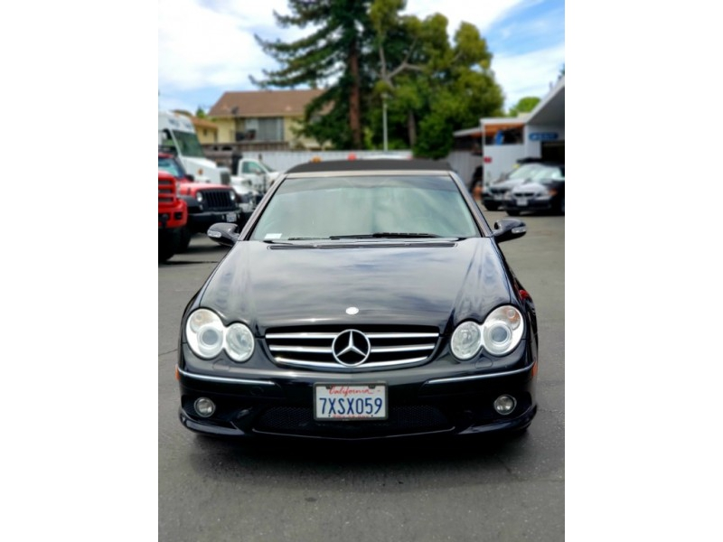 Mercedes-Benz CLK-Class 2008 price $13,300