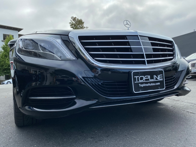 Mercedes-Benz S-Class 2016 price $45,888
