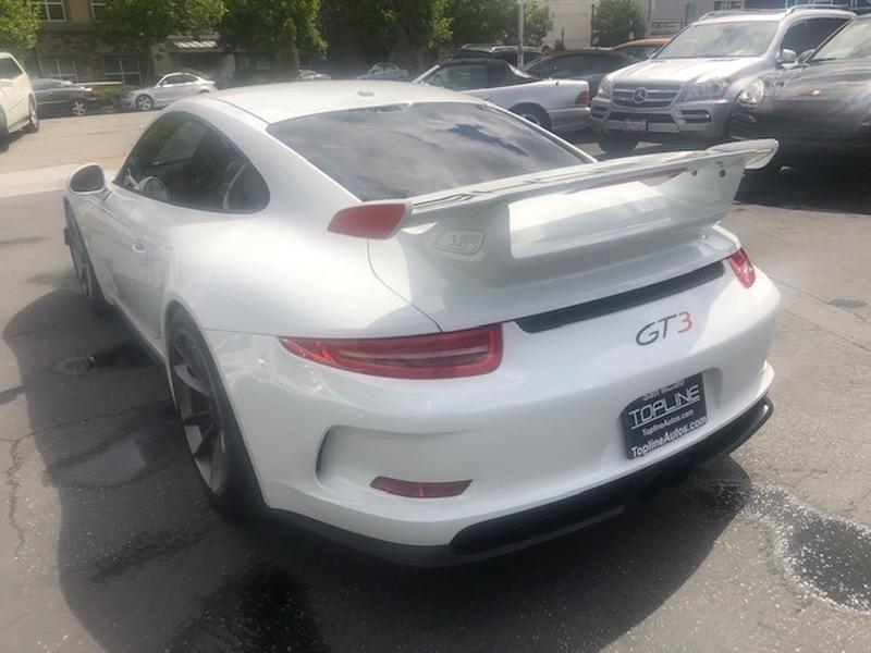 Porsche GT3 2014 price $119,500